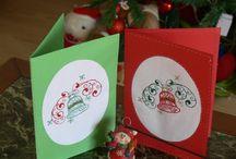 Creative Handmade gift Cards / www.ferahhoy.com