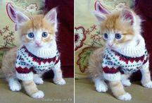Cat sweater pattern
