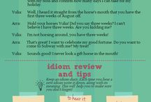 Let's Talk About Idioms
