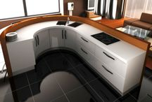 Kitchens / by Deb Fuss