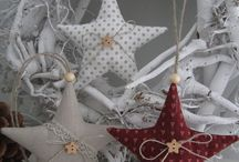 Šití - Vánoce