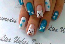 Westie nails