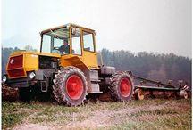 Oost Europese Tractoren