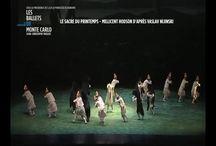 #Danse - Le Sacre du Printemps / Oeuvre originale 1913 Compositeur : Igor Stravinsky Chorégraphe : Valsav Nijinsky Scénographe : Nicolas Roerich -> oeuvre détachée des codes connus jusqu'à lors, entre le ballet et la danse contemporaine. Elle fait scandale à son époque, tombe dans l'oublie et nouvelle vie avec Reconstruction (Millicent Hudson et Keneth Archer 1987) et nombreuses Réécritures.