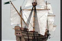 Sailboats models