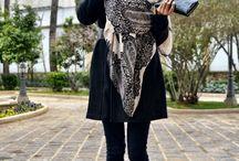 hijab fashion work