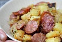 recettes pommes de terre