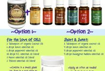 Essential Oils / by Nicole Helland