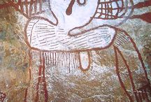 Native Pictographs & Petroglyphs