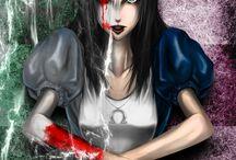 Alice Madness Returns '-'