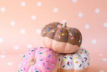 No Carve Easy Pumpkin Decorating / Pumpkin no carve decorating