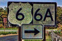 Route 6A - A Trip Down Memory Lane
