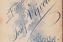 Kolín, Vejvoda J. / Kolín, Josef Vejvoda