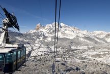 Cortina d'Ampezzo / Nice place & spot in Cortina