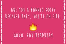Banned Books Week Funnies