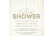 Showers and Weddings