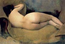 arte - Ramon Casas (1866-1932) / arte - pittore spagnolo