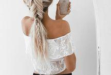 hair braid stuff