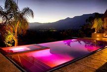 jardin y piscina tui