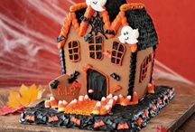 Halloween 2013 / Cakes and gingerbread houses