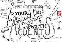 kalligraphie+pen drawing