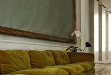 Sittemøbler; sofa, stoler, divan etc.