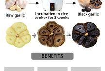 Black gralic