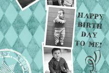 uitnodiging 1ste verjaardag Lenn