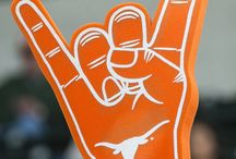 UT Sports / Sports at the University of Texas at Austin  Hook 'em \m/ / by Social News Network Austin