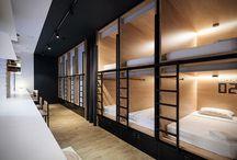 Hotel/ Hostel/ Apart hotel