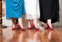 Bridal / It's your big day, you and your bridesmaid need perfect shoes! Uncomfortable shoes can ruin a great wedding, don't fall into the trap of wearing something you cannot relax in!