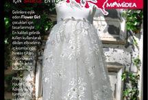 PRETTY RUFFLE / Pretty Ruffle Haute Couture Koleksiyonu özel tasarımlarıyla Momidea'da..