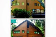 Before and After Pictures / See before and after photos of homes featuring Woodtone products.