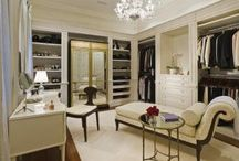 Boudoirs and bathrooms