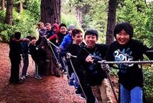 6th Grade Activities / Sixth Grade participates in a number of special activities, such as Outdoor Ed Science Camp, Water Park visit, end of the year Softball Game, and much more!