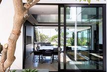 Lea - courtyard