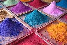 Color -  Pattern - Texture