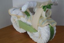 Ideas for upcoming Baby showers! / by Joyce Johnston