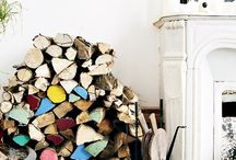 FireWood crazy storage ideas