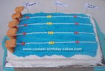 cool cakes / by Lauren Scott