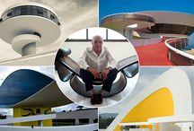 Oscar Niemeyer - 'The Concrete Poet'