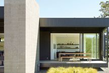 works: waterfront house