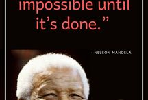 Nelson Mandela Quotes / July 2018 marks the centenary of the birth of Nelson Mandela. This provides a unique opportunity for people around the world to reflect on his life and times and to promote his legacy. In 2018 the Nelson Mandela Foundation will seek to create appropriate platforms for such engagement.