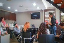 Medavita Sculp and hair day / Τη Δευτέρα 4/5 στη Ρόδο πραγματοποιήθηκε σεμινάριο Medavita θεραπειών τριχωτού κ μαλλιών