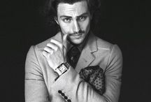 Aaron Taylor Johnson / by Nor Aziani