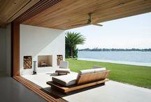 Outdoors indoor