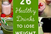 Drinkar för viktminskning