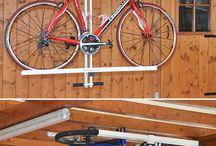 Soporte bicicletas