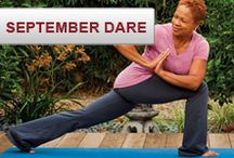 We Dare You: September 2013 / Check out our September Dare submissions in our We Dare You Sweepstakes! #WeDareYou #Source4Women  http://wedareyoutoshare.com / by Source4Women