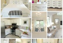 Bedroom decor / by Dawn Ryker